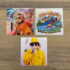 Mac Miller stickers